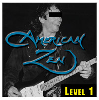 Album cover of LEVEL 1 = PEACE OF MIND by American Zen